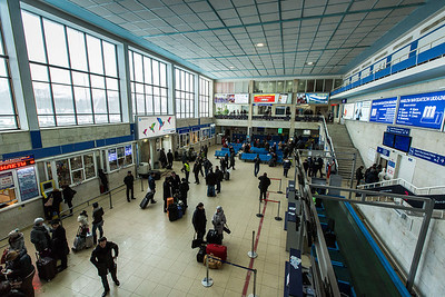 Odessa Airport Terminal