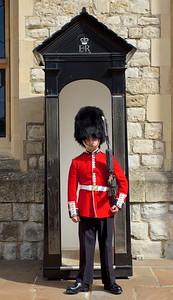 Royal Guard at The Tower of London