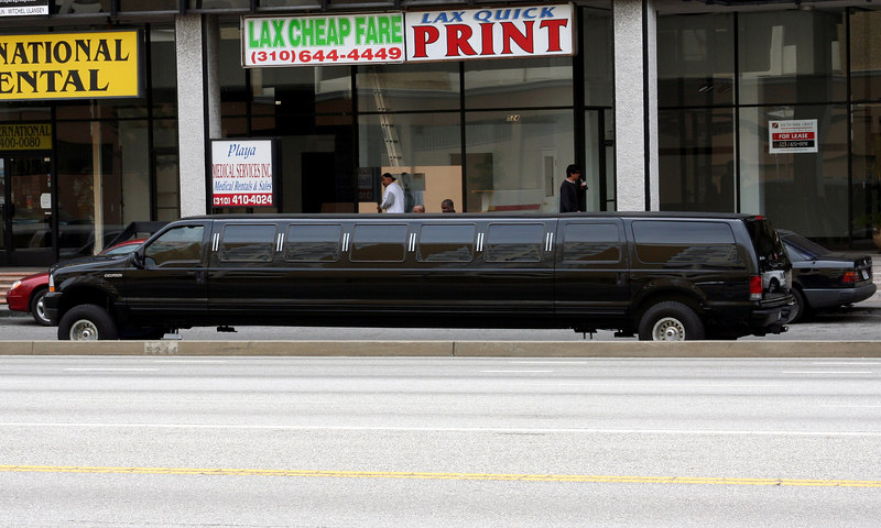 Stretch Limo/Hummer US style