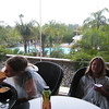 Breakfast at Royal Pacific Hotel before heading to the parks