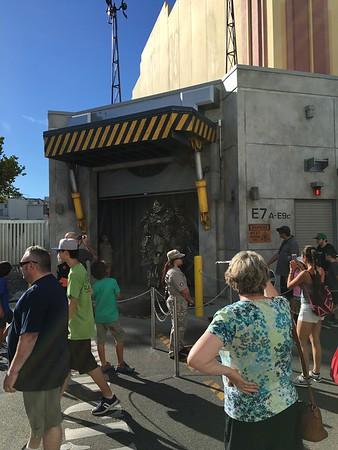 Universal Studios Orlando - July 2016