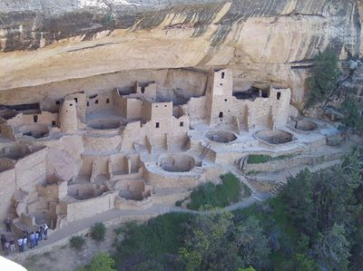 Cliff House at Mesa Verde National Park, CO
