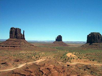 Monument Valley, Navajo Nation (and Utah)