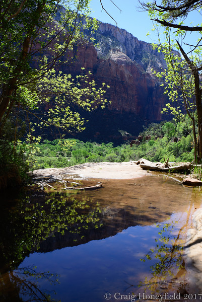 Lower Emerald Pools, Zion National Park