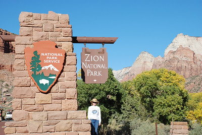 Back at Zion