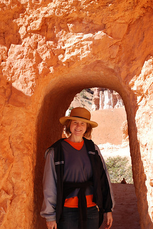 Hiking at Bryce Canyon