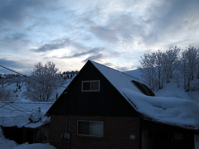 Utah Ski Trip