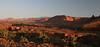 Sunrise in Capitol Reef.
