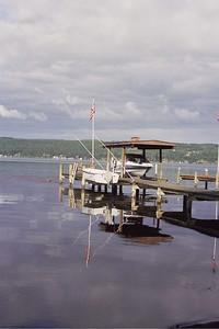 Chuck's dock