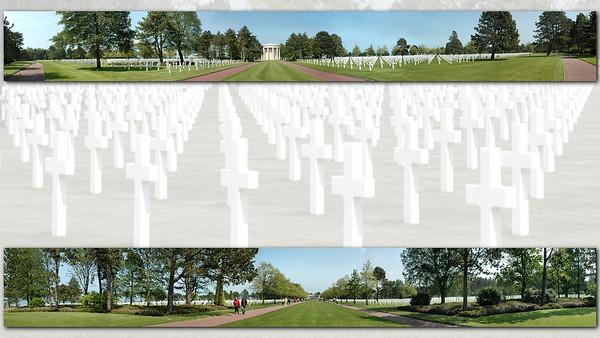 10,000 Memorials - Collage