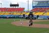 ESPN's Sky Cam at the College World Series