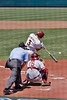 College World Series Action
