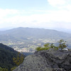 View from Luther Rock <br /> Mt. Jefferson SNA NC