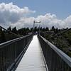 Mile High Swinging Bridge at Grandfather Mountain