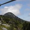 Looking back at MacRae Peak