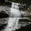 Better photos of Upper Creek Falls taken without filters using the Nikon Coolpix from a different vantage point.