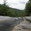 Top of Upper Creek Falls