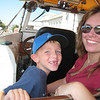 Grant & Becky on the DUCK tour of DC.