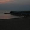 Port Austin at sunset