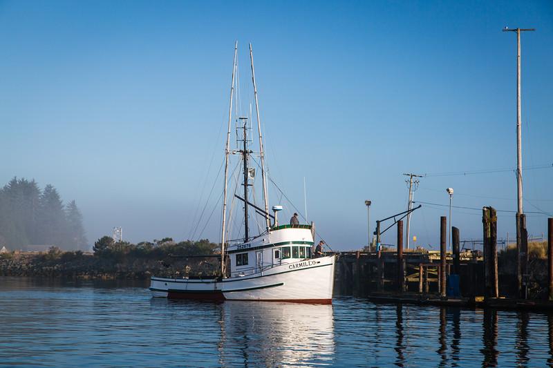 Marina - Boat