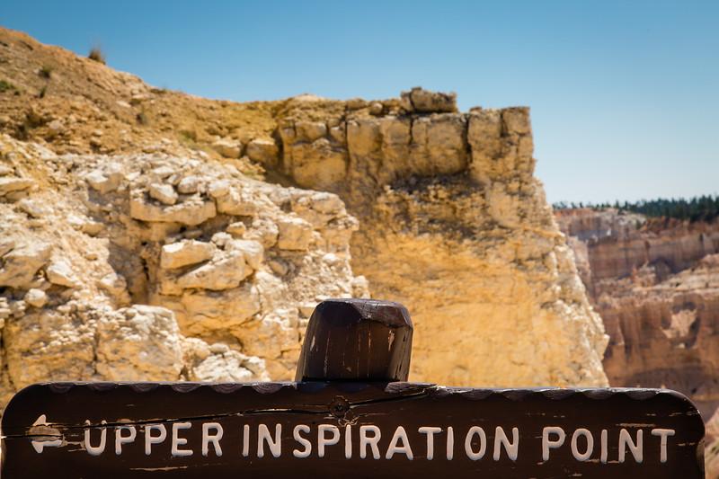 Upper Inspiration Point