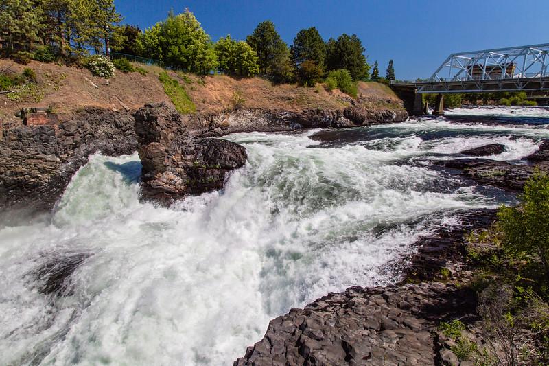 Spokane, WA - Riverfront Park - 2015