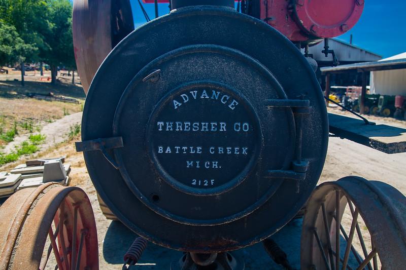 Advance Thresher Co