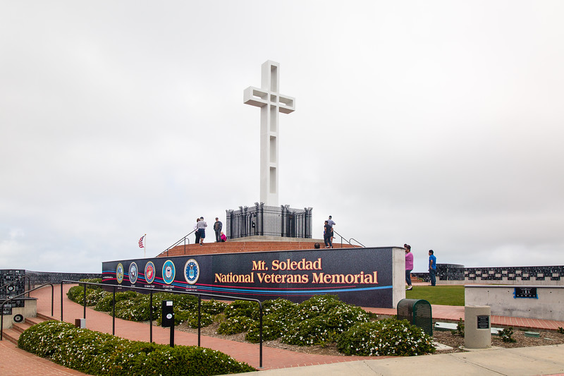 Mt Soledad National Veterans Memorial