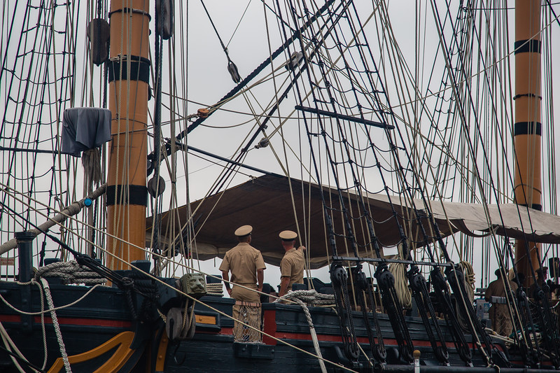 Tall Ship - HMS Surprise