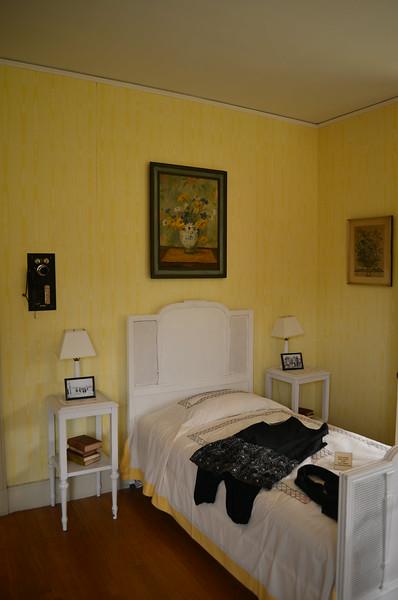Bedroom on front first floor