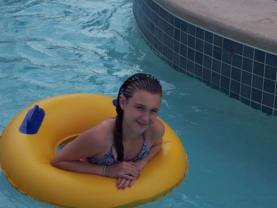Stopped by Myrtle Beach on the way home from Hilton Head. Lazy river and small water park - great for the kids.