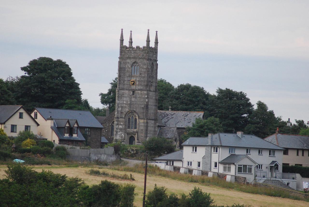 St. Mellion Church