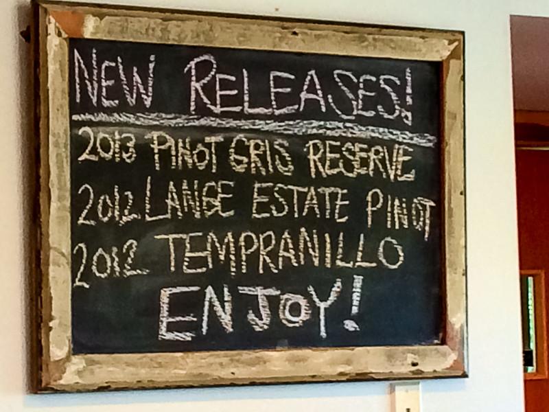 Lange Estate Winery