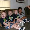 Evan, Elijah, Easton, and Mark. Please help me get the names in the right order.