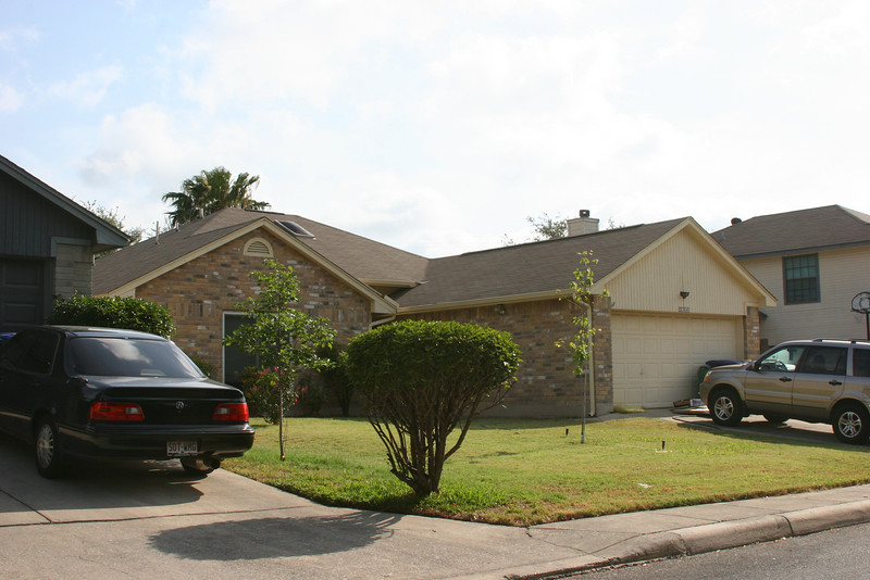 Our old place on Silver Quail in San Antonio.