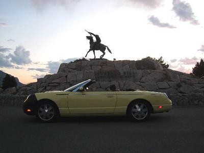 Buffalo Bill Museum in Cody, WY