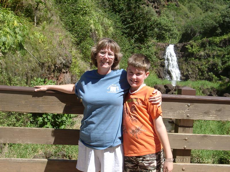 Nancy Rawlings Donaldson; Keith Donaldson