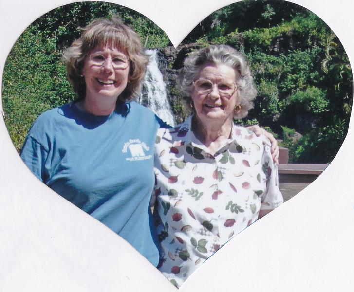 Nancy Rawlings Donaldson; Vivian Starr Rawlings