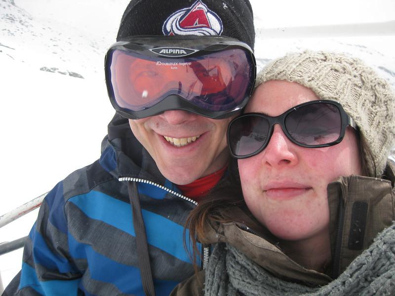 Marianne and I, 2012