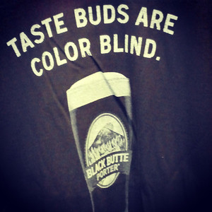 T-shirt at Brewery in Bend