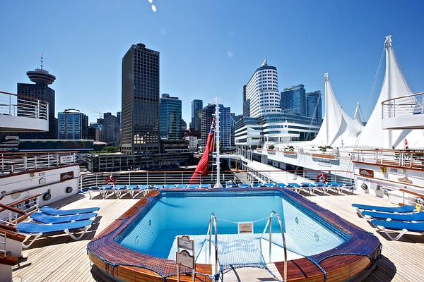 Vancouver / Grand Princess - 2015