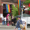 Seattle Pride - the street party on the day before.