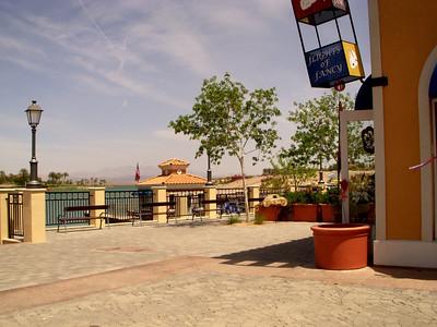 Lake Las Vegas village