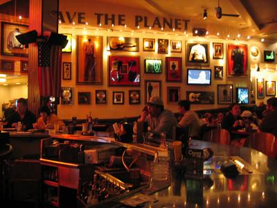 Hard Rock Cafe Bar