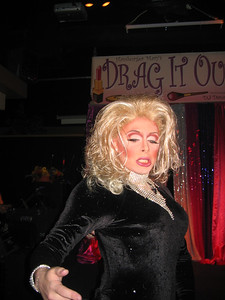 "Our Drag It Out Hostess  ""Cee Cee"""