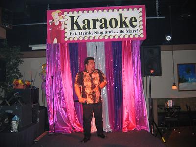 Karaoke At Hamburger Mary's