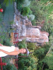 Reception Waterfall