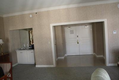 Vegas Paris Room Upgrade