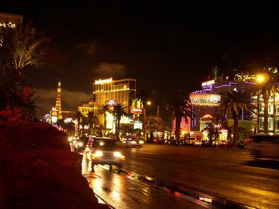 Vegas Trip Thanksgiving 2008