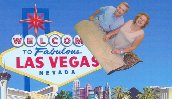 Vegas for 34th
